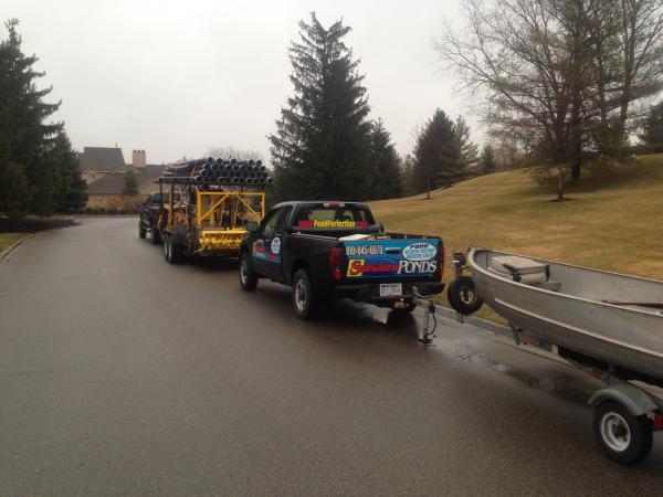 Northville, MichiganLake dredging Michigan  (N  Oakland county (7) resized 600