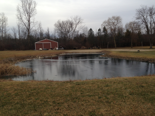 Lapeer, Michigan (N) pond expand help Lapeer County resized 600