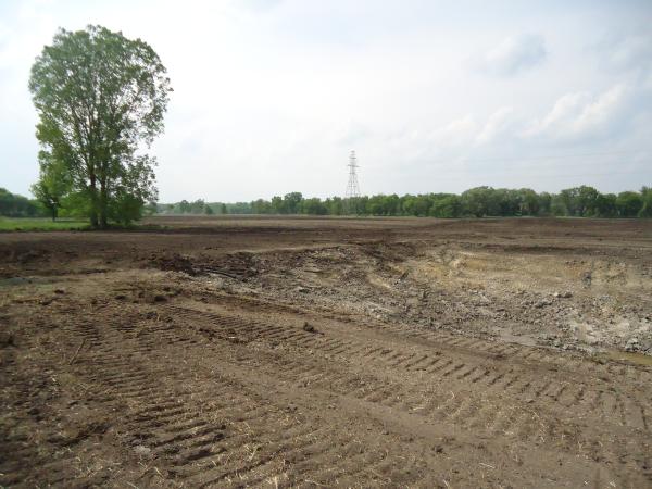 Potterville. Michigan N Michgan pond builder pond construction new pond Lansing (71) resized 600