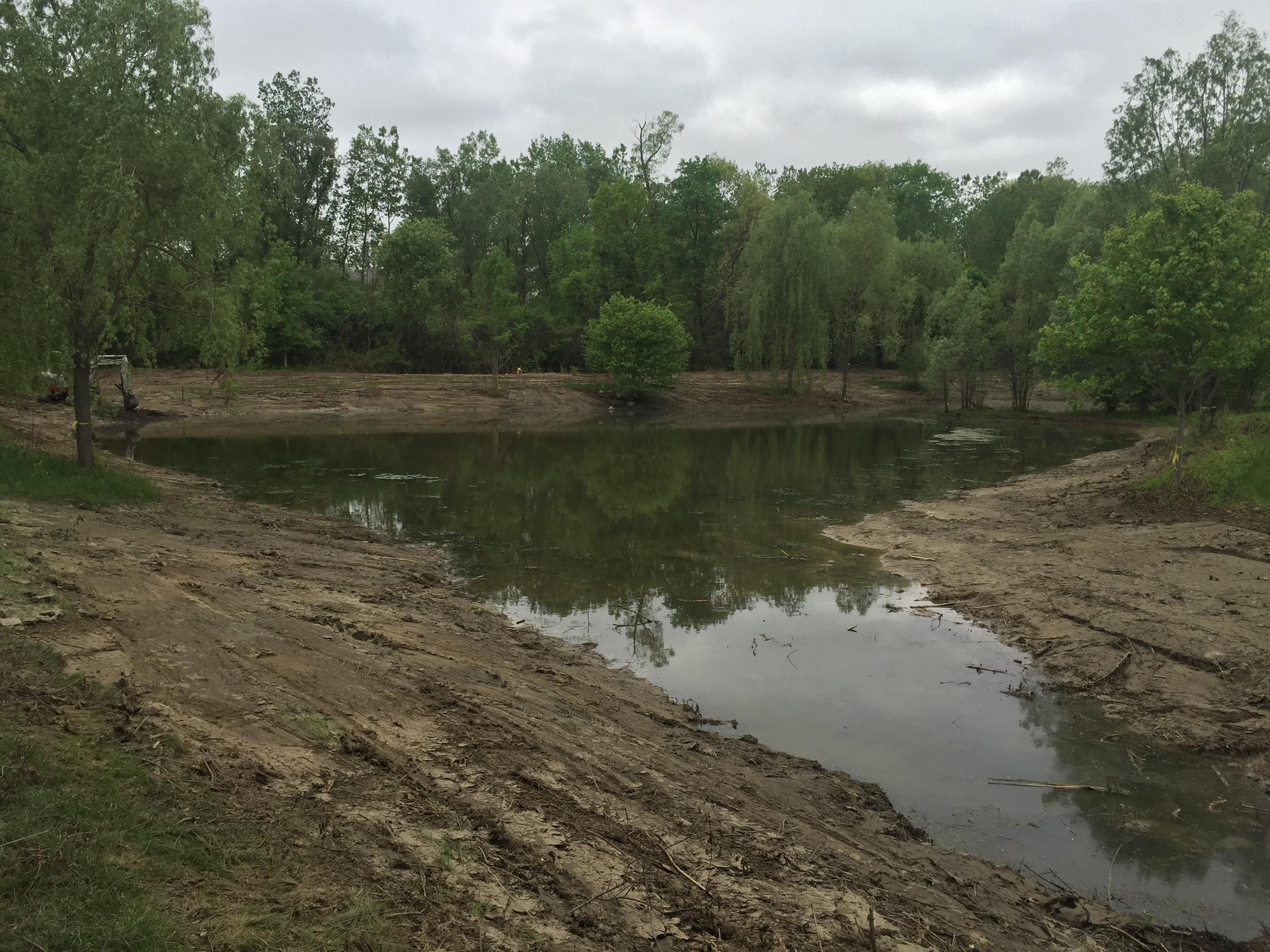 Ann Arbor, Michigan retention basin pond fix (17).jpg