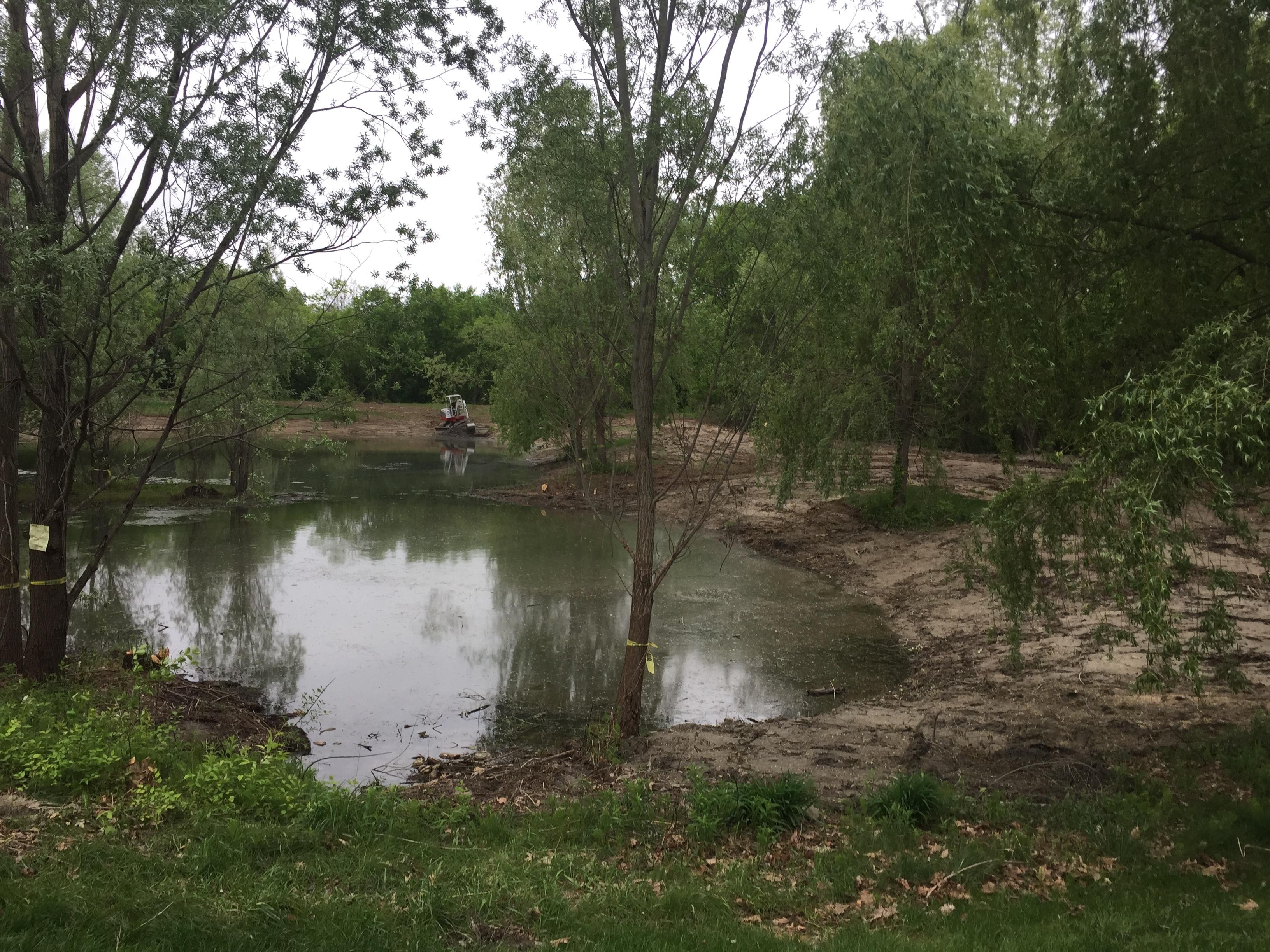 Ann Arbor, Michigan retention basin pond fix (7).jpg