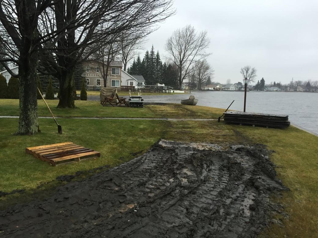 Houghton Lake, Michigan boat access dredging Michiagn  (38)