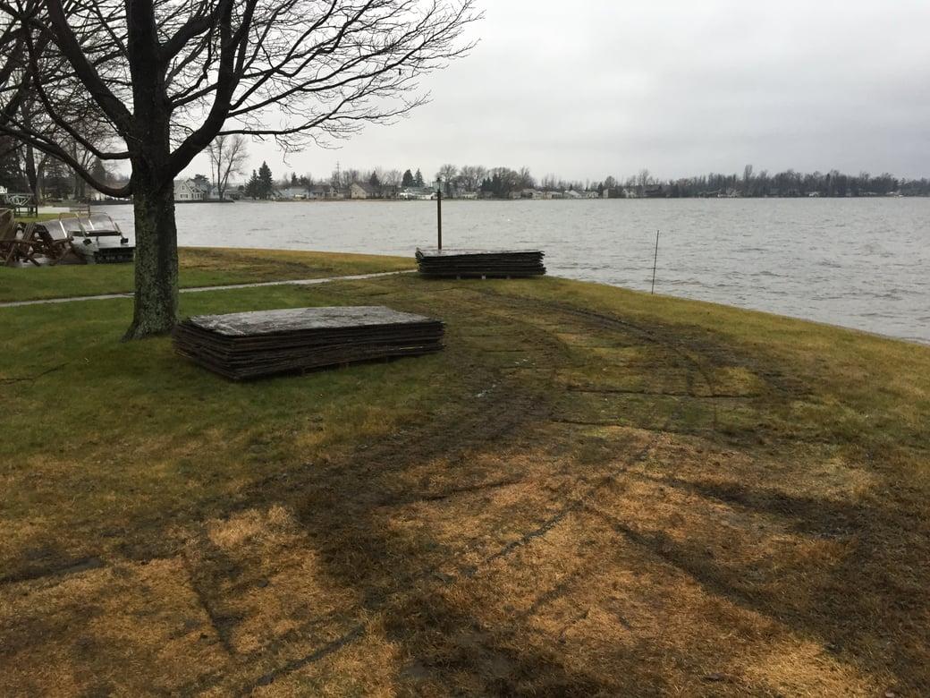 Houghton Lake, Michigan boat access dredging Michiagn  (40)
