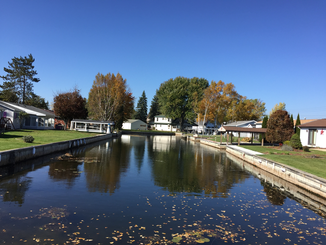Houghton Lake, Michigan boat acess dredging Michiagn (162)-1