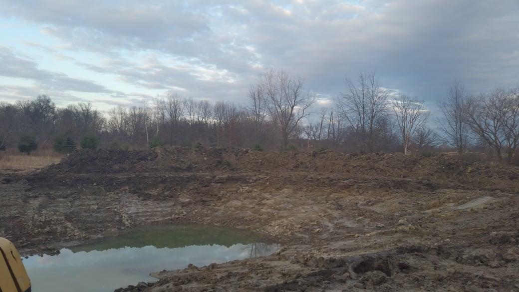 Howell, Michigan Michigan pond (43)