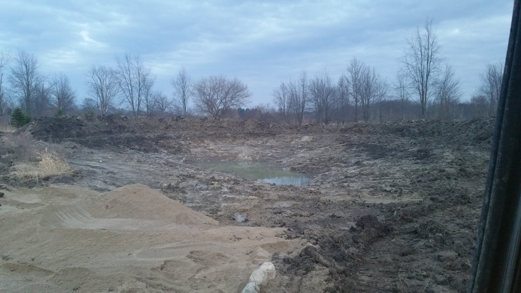 Howell, Michigan Michigan pond (46)
