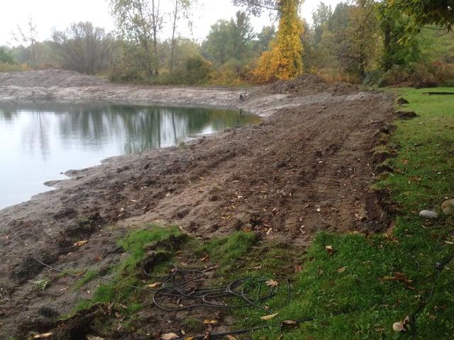 pond excavating G.R. MI (Williamston clean out) (24).jpg