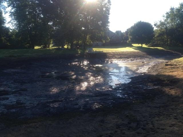 pond excavating G.R. MI (Williamston clean out) (9).jpg