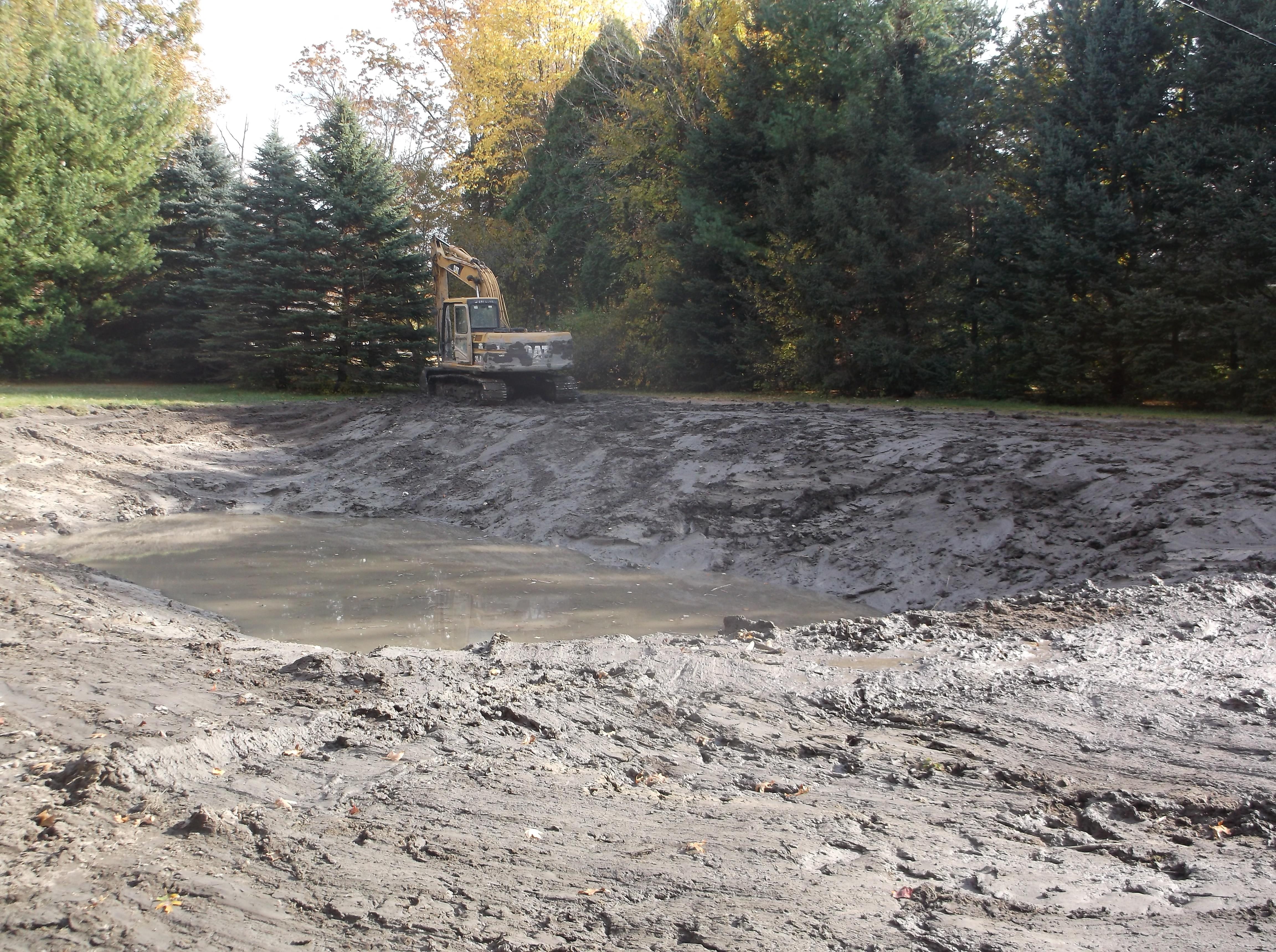 Rochester, Mi reduce size of pond  (15).jpg