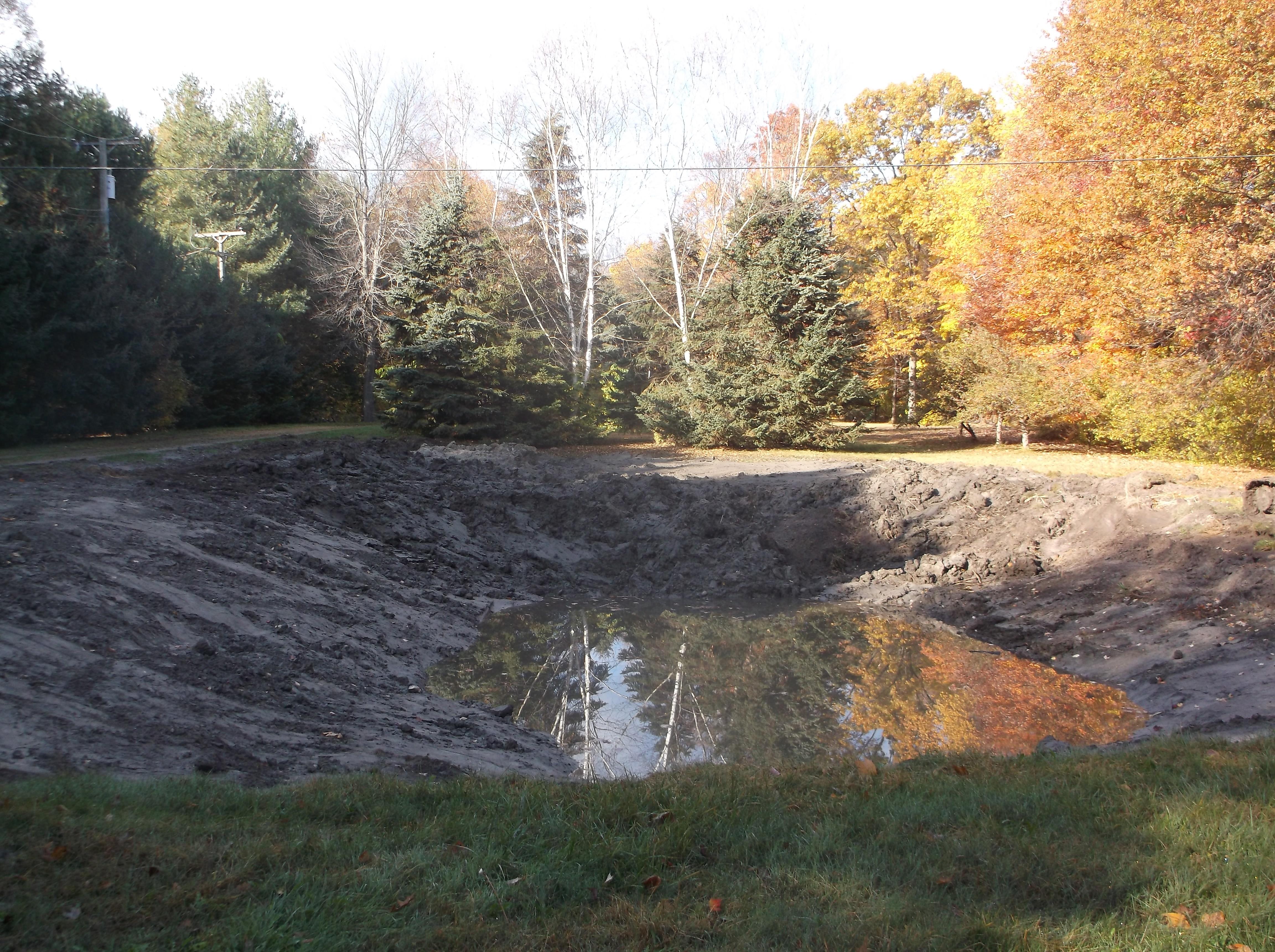 Rochester, Mi reduce size of pond  (2).jpg