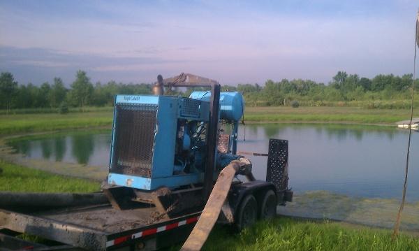 Swartz Creek, Michigan Genesee County Pond cleaning Michigan.jpg